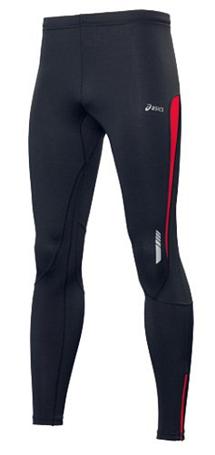 Купить Тайтсы беговые Asics 2013 TIGHT Черный Одежда для бега и фитнеса 907666
