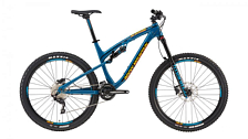 Велосипед ROCKY MOUNTAIN ALTITUDE 730 2016 GLOSS PETROL/BLACK/BURNT ORANGE/LEMONGRASS