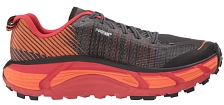 Беговые кроссовки Hoka M EVO Mafate 2 Black/Poppy red