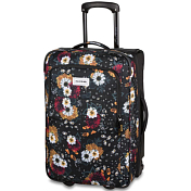 Сумка на колесах Dakine 2018-19 Carry On Roller 42L Winter Daisy