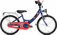 ВелосипедДо 6 лет (колеса 12-18)<br>Двухколесный велосипед Puky ZL 16-1 Alu – самый безопасный и легкий алюминиевый велосипед с низкой посадкой и очень легким ходом педалей для детей от 4 до 6 лет.&amp;nbsp;<br> <br> Двухколесные велосипеды PUKY® производятся только в Германии с 1949 года, чем обеспечивается их гарантированно высокое качество.&amp;nbsp;<br> Их дизайн и эргономика продуманы до мелочей, поэтому ребенку легче всего начать обучение на Puky.<br> <br> <br> ОСОБЕННОСТИ МОДЕЛИ<br> <br> -Рама двухколесного велосипеда Puky ZL 18-1 Alu выполнена из алюминия, что делает велосипед максимально легким. Геометрия рамы занижена, чтобы ребенку было легче садиться на велосипед.&amp;nbsp;<br> -Рама окрашена с помощью порошковой технологии, что гарантирует повышенную износоустойчивость. Такому покрытию не страшны яркий солнечный свет и падения на асфальт. Сварные швы на раме аккуратные и надежные, что обеспечивает устойчивость к нагрузкам во время катания.&amp;nbsp;<br> -Колеса, рулевая вилка и педали велосипеда содержат высококачественные шарикоподшипники, что гарантирует отличную управляемость, легкий ход педалей и быстрое обучение. Мы не рекомендуем использовать приставные колеса, поскольку велосипеды Puky настолько легкие, что ребенок может научиться кататься за 1-2 прогулки без дополнительных колес. При желании приставные колеса Puky ST ZL 9625 можно приобрести отдельно.&amp;nbsp;<br> -У двухколесного велосипеда Puky ZL 18-1 Alu колеса диаметром 16'' с высококачественными пневматическими шинами IMPAC. Колеса закрыты крыльями, оберегающими одежду ребенка от брызг с колес.<br> -Немецкие конструкторы особое внимание уделяют безопасности. В комплект Puky для безопасной езды на велосипеде входит защита цепи, пластиковая окантовка переднего крыла SKS, передний и задний светоотражатели, безопасные грипсы и окантовка руля, звонок и флажок безопасности.<br> -Также велосипед укомплектован подставкой для парковки и багажником. К велосипеду Puky ничего не нужно покупать отдель
