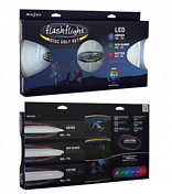 Летающий диск Nite Ize FlashFlight Golf Disc DMP Set