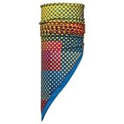 БанданаАксессуары Buff ®<br>Эту смелую бандану можно носить на шее или на лице, закрывая рот,нос в ветреные дни. <br>Треугольный двойной слой флиса и микрофибры делает его удобным и единственным в своем роде.<br><br>Пол: Унисекс<br>Возраст: Взрослый<br>Вид: бандана