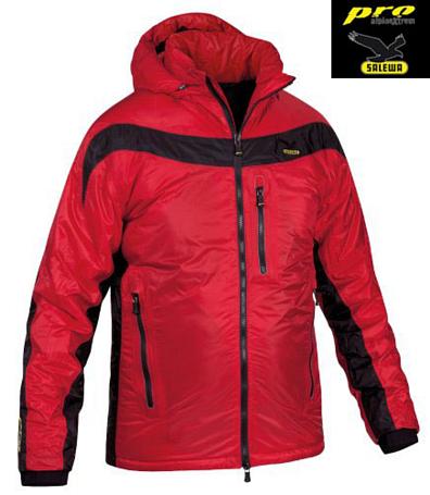 Купить Куртка туристическая Salewa Alpine Extreme Pro CARPE DIEM PRL M JKT RED Одежда 896109