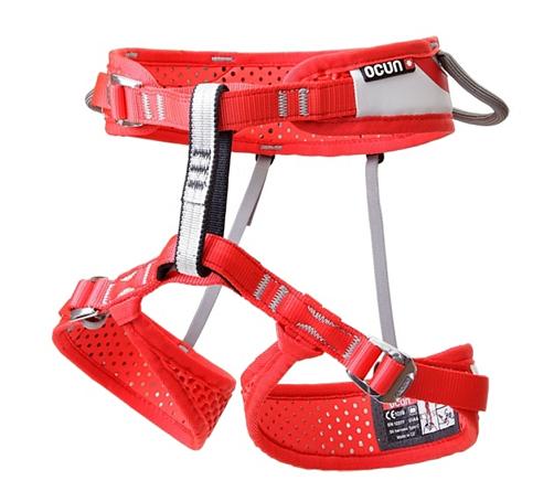 Купить Обвязка OCUN WEBEE Kid Red Страховочные системы (обвязки) 1247311