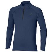 Джерси Беговое Asics 2016-17 LS 1 2 Zip Jersey