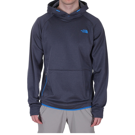 Жакет туристический THE NORTH FACE 2014 TKW HIKING M WICKED CRAG HOODIE COSMIC BLUE ярко синий