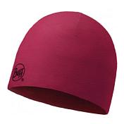 ШапкаАксессуары Buff ®<br>Шапка с минимальным количеством швов, идеально подходит для активного отдыха, такого как скалолазание, походы и пробежки.<br><br>Особенности: <br> <br>- стрейчевая шапка из двух слоев микрофибры<br>- два разных дизайна в одной шапке, её можно носить обратной стороной<br>- двойной слой микрофибры создает воздушную подушку и поддерживает температуру головы<br>- хорошая воздухопроницаемость и отведение влаги<br>- 100% полиэстер, микрофибра