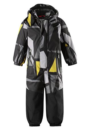 Купить Комбинезон горнолыжный Reima 2017-18 Tornio Black Детская одежда 1351647