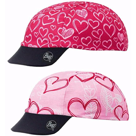Кепка Buff CHILD CAP BUFF PINK LOVE