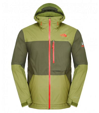 Куртка туристическая THE NORTH FACE 2014-15 ACTION SPORTS M SICKLINE JACKET NIGHTGREEN