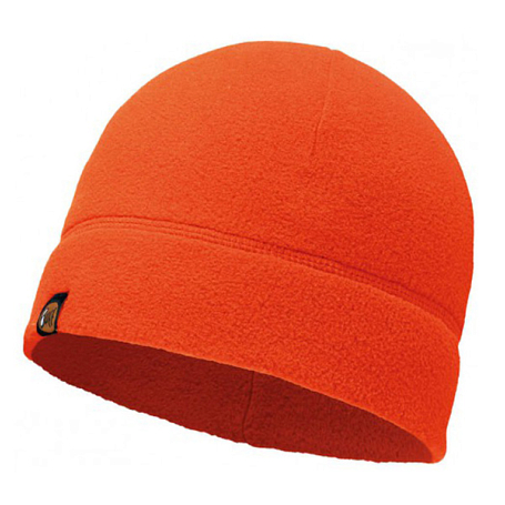 Шапка BUFF KIDS POLAR HAT BUFF SOLID ORANGE-ORANGE-Standard