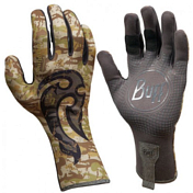 Перчатки рыболовные BUFF MXS Gloves BUFF Licenses MSX GLOVES BUFF BS MAHORI HOOK S/M