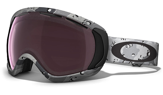 Очки горнолыжные Oakley CANOPY TANNER HIGH GRADE SNOW CAMO PRIZM BLACK IRIDIUM