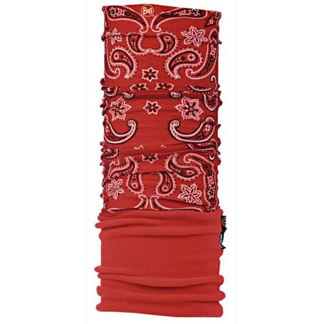 Купить Бандана BUFF Polar Buff POLAR CASHMERE RED / Банданы и шарфы ® 1079512