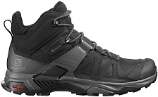 Ботинки SALOMON X Ultra 4 MID GTX Black/Mgnt/Pea