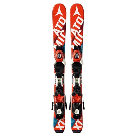 Купить Горные лыжи с креплениями Atomic 2015-16 REDSTER JR I + XTE 045 1195384