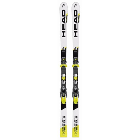 Купить Горные лыжи с креплениями HEAD 2016-17 WC Rebels i.GS RD Team JRP RDX + EVO 9 AC Jr wh 1309989