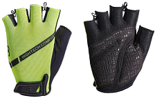 Перчатки велосипедные BBB 2020 gloves HighComfort Memory Foam Neon Yellow