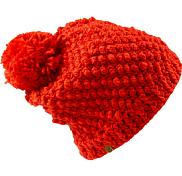 ШапкаГоловные уборы<br>Стильная шапка крупной вязки, связанная вручную.<br>состав: 100% акрил<br>цвет: красный<br><br>Пол: Женский<br>Возраст: Взрослый<br>Вид: шапка
