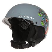 Зимний ШлемШлемы для горных лыж/сноубордов<br>Сноубордический шлем<br> <br> -легкая двойная конструкция<br> -Пенный амортизирующий наполнитель EPS<br> -Вентиляция для эффективного воздухообмена<br> -Теплая и комфортная подкладка из шерпы и сетки<br> -Мягкие термоформованные съемные ушные накладки<br> -Интегрированная система регулировки размера<br> -Ремень для подбородка из шерпы<br> -Зажим для маски<br> -Вес 330 г