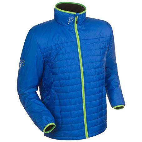 Купить Куртка беговая Bjorn Daehlie Jacket EASE Ocean Blue (синий) Одежда лыжная 858624