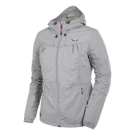 Купить Куртка для активного отдыха Salewa 2017 FANES MELANGE PTX 2L W JKT moon/1840 Одежда туристическая 1326093