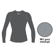 Футболка с длинным рукавом ACCAPI TECNOSOFT PLUS LONG SL.T-SHIRT MAN (grey) серый