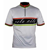 Джерси Polaris 2014 SS Jersey VELO CITY SHIRT White