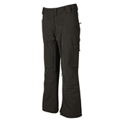 Брюки сноубордические POWDER ROOM 2013-14 SNOWBOARD PANTS DRIVE-THRU CARGO PANT - REGULAR FIT Black - Distress