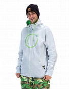 Толстовка сноубордическая Picture Organic 2015-16 BUTTER White Melange