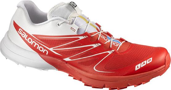 Купить Беговые кроссовки для XC SALOMON S-LAB SENSE 3 ULTRA RD/WH/RD Кроссовки бега 1245566