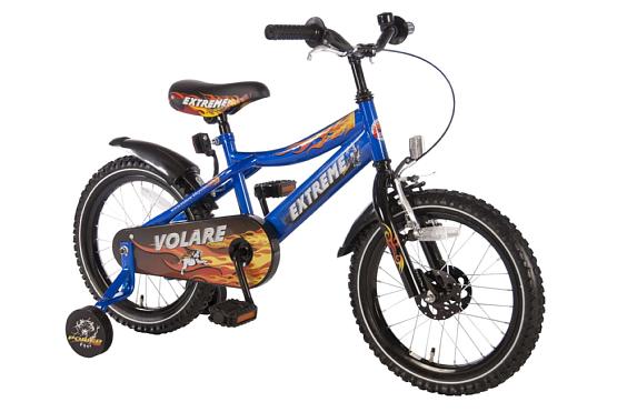 Купить Велосипед VOLARE Extreme 2014 Синий До 6 лет (колеса 12-18) 1321771