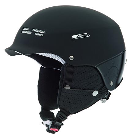 Купить Зимний Шлем Alpina PARK SPAM CAP black matt Шлемы для горных лыж/сноубордов 1131231