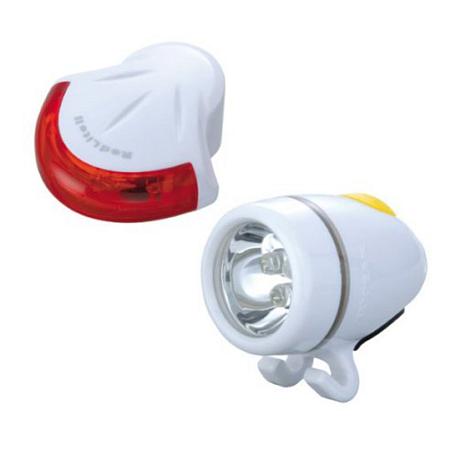 Купить Комплект фар TOPEAK HigLite Combo II (WhiteLite + RedLite II) White Фары и фонари 1144371