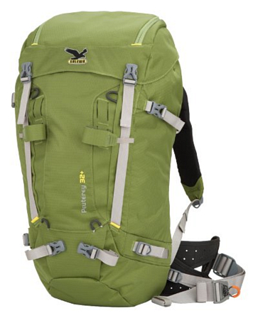 Рюкзак Salewa Peterey 32 dark lime (зеленый)