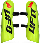 Слаломная защита NIDECKER 2019-20 Slalom knee guard adult and kids Printed neon yellow