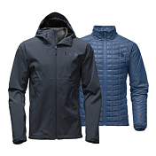 Куртка для активного отдыха THE NORTH FACE 2016-17 M THERMOBALL TRI JKT URBANNAVYHEATH