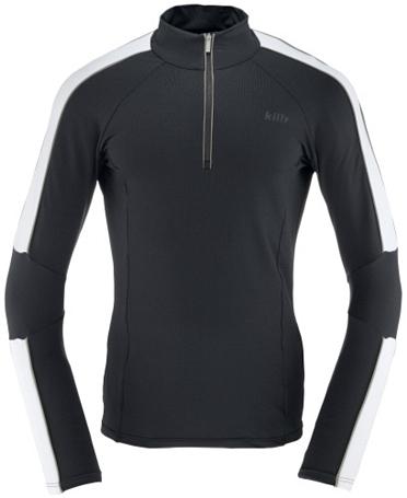 Купить Футболка с длинным рукавом Killy 2013-14 THOAS II M TEE BLACK NIGHT (чёрный) Одежда туристическая 1022096