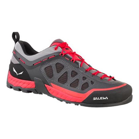 Купить Ботинки для треккинга (низкие) Salewa 2017 MS FIRETAIL 3 Magnet/Papavero Треккинговая обувь 1330019
