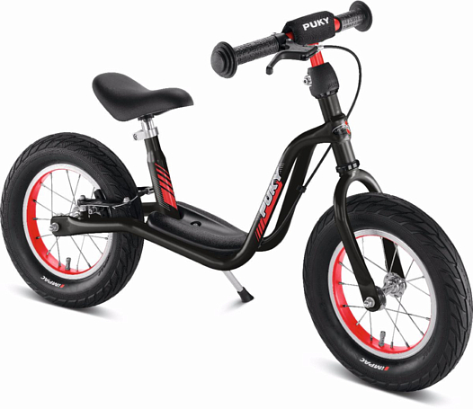 Купить Беговел PUKY 2017 LR XL AIR black/red, Беговелы, 1326595