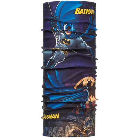 Купить Бандана BUFF KIDS LICENSES BATMAN ORIGINAL MISTERIOUS, Банданы и шарфы Buff ®, 876691