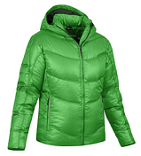 Куртка Туристическая Salewa Hiking & Trekking Alpindonna Cold Fighter Dwn W Jkt Eucalyptus