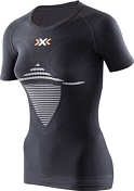 Футболка X-bionic 2016-17 Lady Energizer Mk2 Light UW Shirt SH SL B119 / Черный