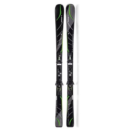 Купить Горные лыжи с креплениями Elan 2014-15 ALL MOUNTAIN AMPHIBO Amphibio 78 Ti Fusion+ELX 11, лыжи, 1121063