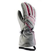 Перчатки горныеПерчатки, варежки<br>Женские горнолыжные перчатки<br> <br> -внешняя ткань Hyper Flex/Wheat<br> -мембрана Aqua Thermo Tex защищает от ветра, холода и воды - излишки влаги выводятся наружу<br> -подкладка Micro Bemberg<br> -утеплитель Primaloft&amp;nbsp;<br> -манжета на резинке<br> -износостойкий материал, дополнительное усиление на ладони<br>