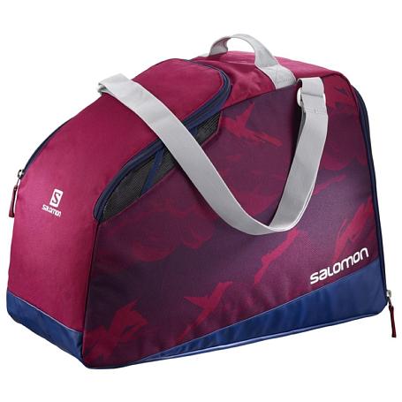 Купить Сумка для ботинок SALOMON 2017-18 EXTEND MAX GEARBAG Beet Red/Medieval Сумки, рюкзаки 1370164