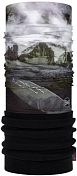 Бандана Buff Mountain Collection Polar 3 Cime Black
