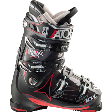 Горнолыжные ботинки ATOMIC 2014-15 ALL MOUNTAIN HAWX 2.0 130 BLACK/TRANSPARE
