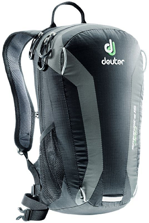 Рюкзак Deuter 2017 Speed lite 15 black-granite